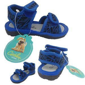 Kids Shoes Grosby Stefan Navy White Surf Sandal